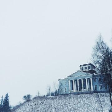 rozhdestveno, russia
