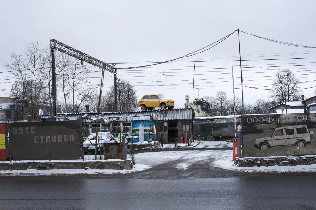 gatchina, russia