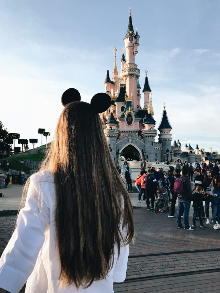 Paris, Disney, Disneyland, France