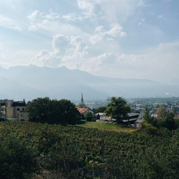 Вадуц, Лихтенштайн, Vaduz, Lichtenstein